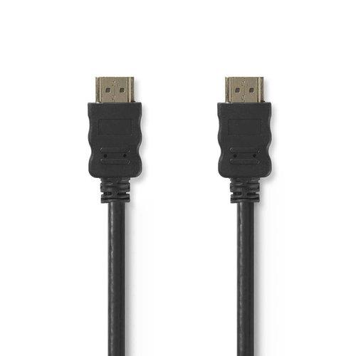 nedis High Speed HDMI™-kabel | 3,0 m | Zwart