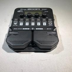 Zoom G1 Four Multi-Effects Processor voor elektrische gitaar