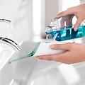 Philips Philips Sonicare AirFloss HX8210 - Watertandenborstel - snoerloos - wit met groene accenten