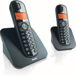 Philips CD1502B Duo DECT Telefoon