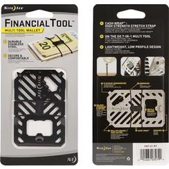 Nite Ize - Multitool wallet - Financial Tool