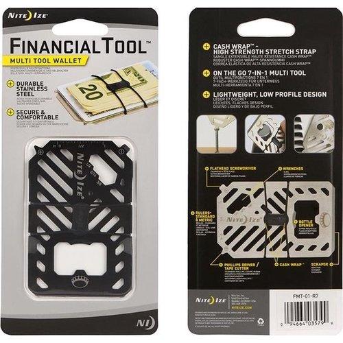 Nite Ize Nite Ize - Multitool wallet - Financial Tool