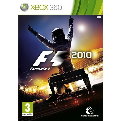 Xbox 360 F1 2010 - Xbox 360
