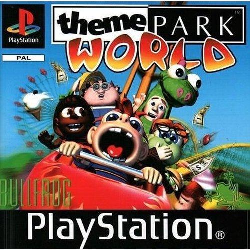 playstation Theme Park World (EA Classics)