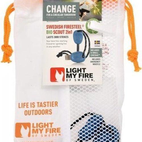 Light My Fire Firesteel Bio Scout - Rusty Orange
