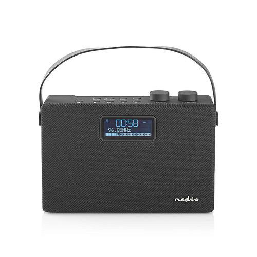 Digitale DAB+ radio | 15 W | FM | Bluetooth® | Zwart / zwart