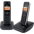 Alecto Profoon PDX-7920 - Duo DECT telefoon - Zwart