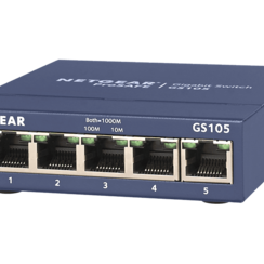 NETGEAR GS105 5-port Ethernet Switch