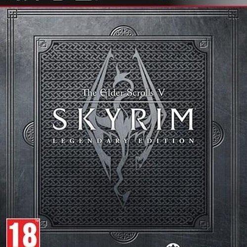 The Elder Scrolls V: Skyrim - Legendary Edition - PS3