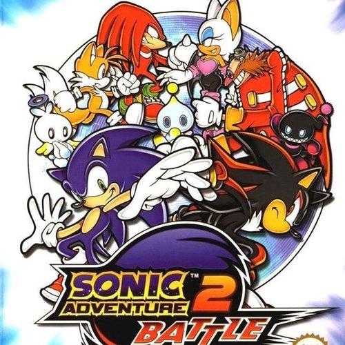gamecube. Sonic Adventure 2 - Battle Game cube (losse disc)