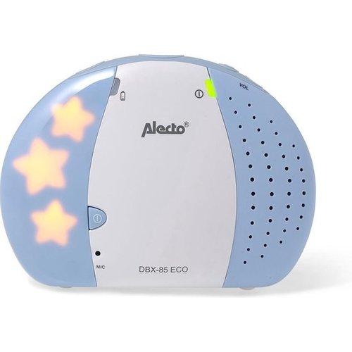 Alecto Alecto DBX-85 ECO Dect Babyfoon - Wit/Blauw