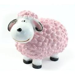 Trendy schaap - licht roze