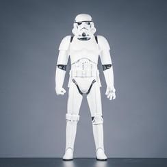 Star Wars – Beeld Stormtrooper - Star Wars Decoratie - Tuin decoratie