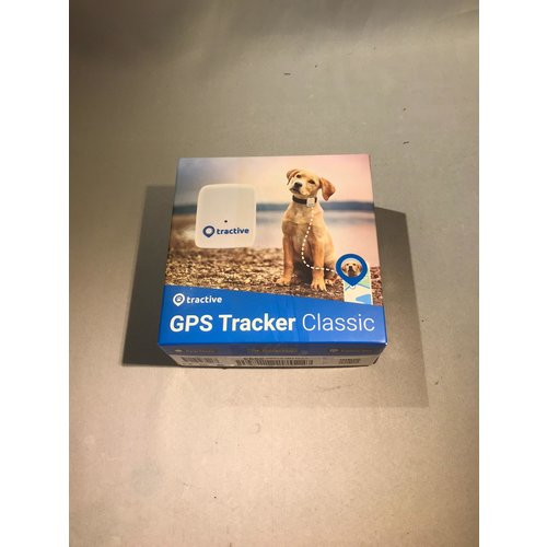 tractive GPS Tracker Classic voor honden
