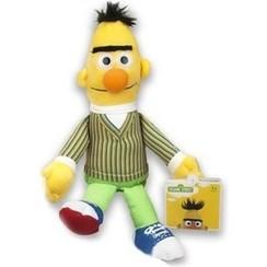 Bert en Ernie knuffel 30cm