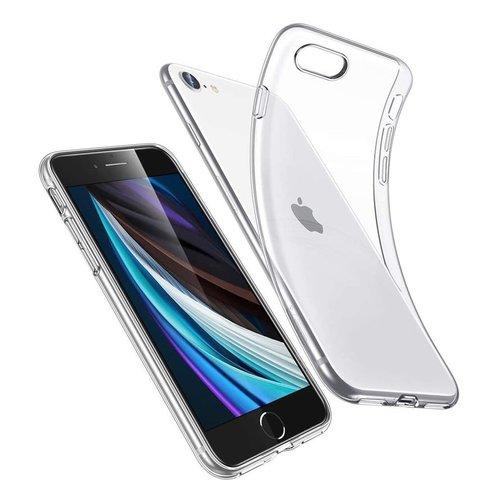 handelshuys Silicone case iPhone 6/6s/7/8/SE 2020 - transparant