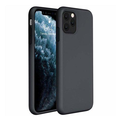 handelshuys Silicone case iPhone X/Xs/11 pro - zwart