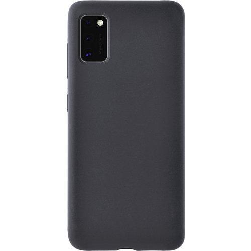 handelshuys Silicone case Samsung a41 - zwart