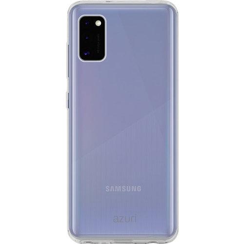 handelshuys Silicone case Samsung a41 - transparant
