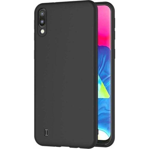 handelshuys Silicone case Samsung a10 - zwart