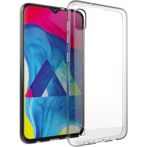 handelshuys Silicone case Samsung a10 - transparant