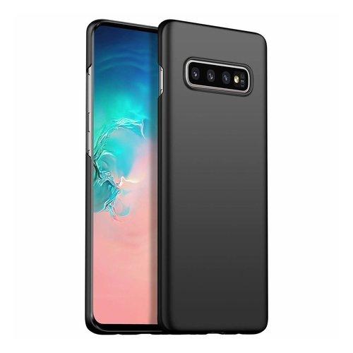 handelshuys Silicone case Samsung S10 - zwart