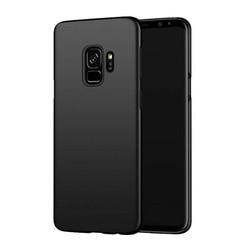 Silicone case Samsung S9 - zwart