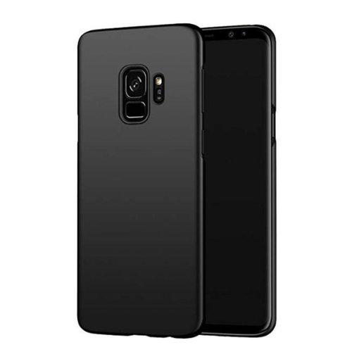 handelshuys Silicone case Samsung S9 - zwart