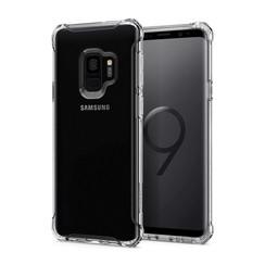 Silicone case Samsung S9 - transparant