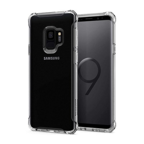 handelshuys Silicone case Samsung S9 - transparant