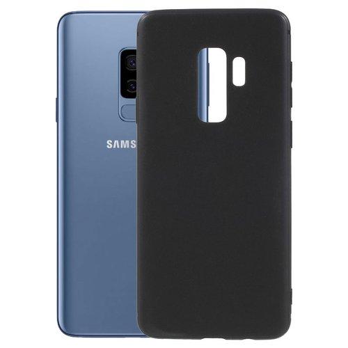 handelshuys Silicone case Samsung S9 plus - zwart