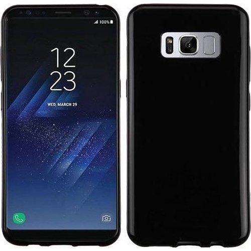 handelshuys Silicone case Samsung S8 plus - zwart