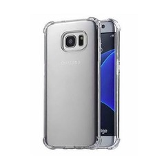 Silicone case Samsung S7 - transparant