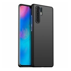 Silicone case Huawei P30 pro - zwart