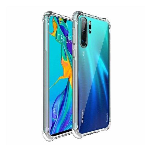 handelshuys Silicone case Huawei P30 pro - transparant