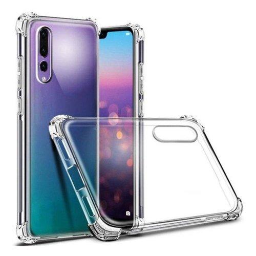 handelshuys Silicone case Huawei P20 pro - transparant