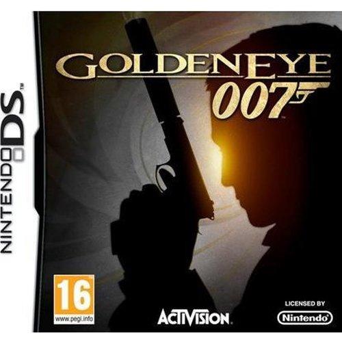 Nintendo DS James Bond: GoldenEye 007