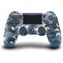Sony Dualshock 4 Controller V2 - PS4 - camo blauw
