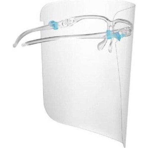 Gelaatscherm Spatscherm - Hygiene masker - Brildragers - 1 stuks