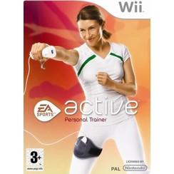 EA Sports Active met beenband