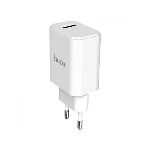 Hoco HOCO C61A Victoria USB Fast Charging oplader adapter