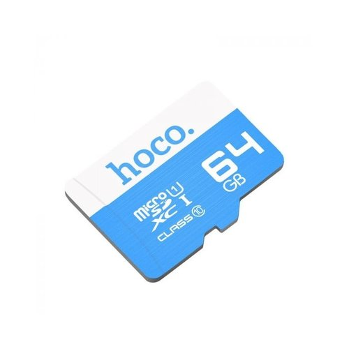 Hoco Hoco TF high-speed geheugenkaart micro-SD 64GB