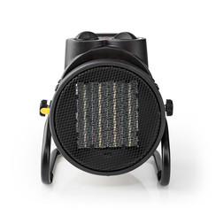 Keramische Ventilatokachel dustrieel Design | Thermostaat | 3 Standen 2000 W | Geel