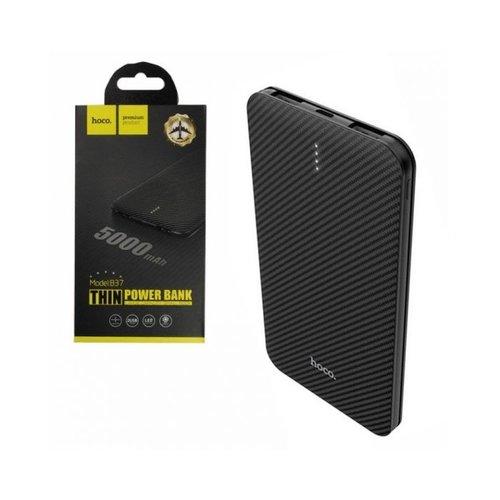 Hoco Hoco Powerbank with Digital Display 5.000mAh Black