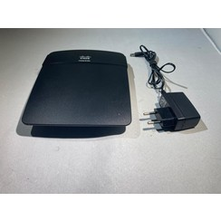 Linksys E1200-EW - Router - 300 Mbps