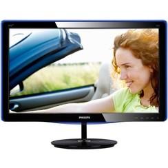 Philips 247E3LHSU - 23.6 inch / FULL HD 1920 x 1080 / Breedbeeldscherm / VGA / HDMI / 5 ms