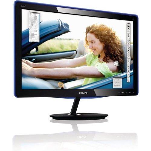 Philips Philips 247E3LHSU - 23.6 inch / FULL HD 1920 x 1080 / Breedbeeldscherm / VGA / HDMI / 5 ms