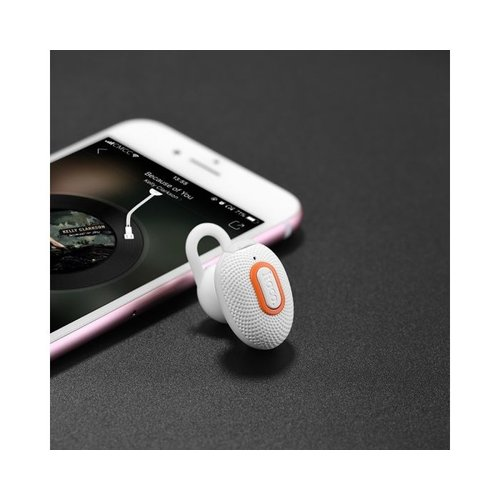 Hoco Hoco E28 Cool Road Bluetooth Headset (Wit)