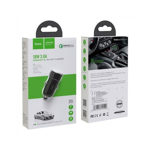 Hoco Hoco Car Charger - 1 USB slot