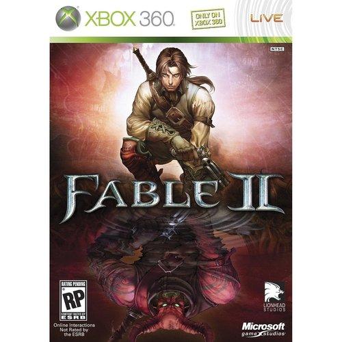Xbox 360 Fable 2 xbox 360